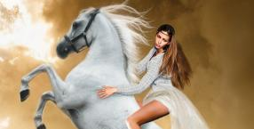 zwierzęta, koń, symbol, magiczne zwierzę