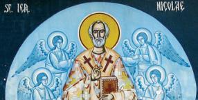 święta, Mikołaj, Święty Mikołaj, biskup, Kazimierz Pytko