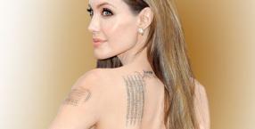 Angelina Jolie, tatuaż, Michelle McGee, sak yant