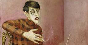 malarstwo, obraz, sztuka, feminizm, Monika Małkowska, Otto Dix, Sylvia von Harden, feministka