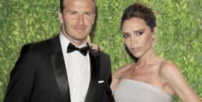 gwiazda, kobieta, Victoria Beckham, David Beckham
