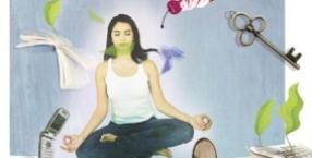 Męki medytacji