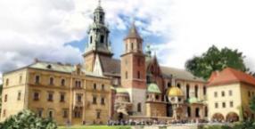 miejsca mocy, niezwykłe miejsce, Polska, energia, moc, wakacje, urlop, Wawel, czakramy