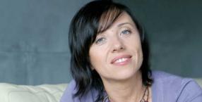 Aktorka Hanna Śleszyńska