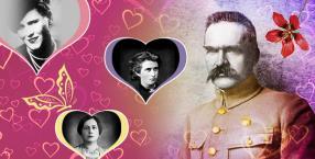 historie prawdziwe, Józef Piłsudski, miłość, historia, samobójstwo, historia miłosna, niezwykłe pary, Marszałek, nieszczęśliwa miłość