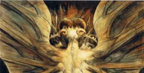 Wielki czerwony smok Williama Blake'a (1803-05 r.)