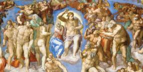 Sąd Ostateczny – fresk w Kaplicy Sykstyńskiej