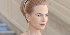 Nicole Kidman wcieliła się w rolę Grace Kelly