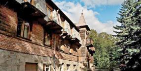 Dawny ośrodek wczasowy w Lanckoronie zyskał nowy wygląd, nazwę i przeznaczenie: Leśny Ogród, centrum rozwoju duchowego