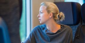 Kobieta z pociągu