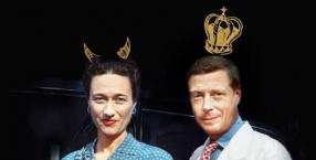 Wielka Brytania, Królestwo, historia, kobieta i mężczyzna, kobieta, król, jej siła, Wallis Simpson, Edward VIII