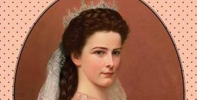 cesarstwo, piękno, kobieta, belle epoque, kanon urody, kanon piękna, Elżbieta Bawarska, Sssi, Habsburgowie, dynastia