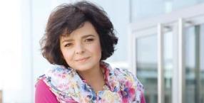 pisarka, wywiad, powieściopisarka, Katarzyna Grochola, lustro prawdę powie, lustro prawdę ci powie