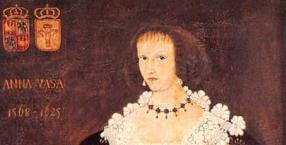 Najdostojniejsza Księżniczka Anna, Infantka Szwecji
