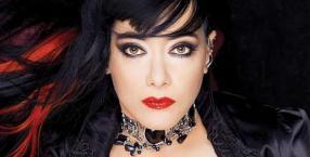 Niezwykła piosenkarka Anja Orthodox