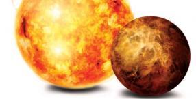 Wenus zbyt blisko Słońca
