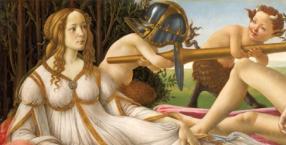 Wenus i Mars, Sandro Botticelli