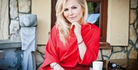 Anna Jurksztowicz, wokalistka i mistrzyni kuchni