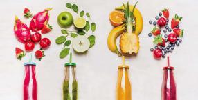 Co wybrać: owoc, warzywo czy sok?