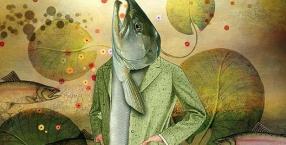 ryby, łosoś, zdrowie, zdrowe żywienie, łosoś hodowlany, toksyny,jedzenie,