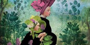 zielichy, zielichy warszawskie, Mead Ladies, kuchnia naturalna, rośliny jadalne, jadalne kwiaty, warsztaty, zdrowa kuchnia