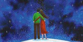 miłość, opowieść wróżki, przeznaczenie, miłość, Anna Złotowska, wróżba, opowieść, miłość i przeznaczenie, małżeństwo, święta, wigilia,tradycja