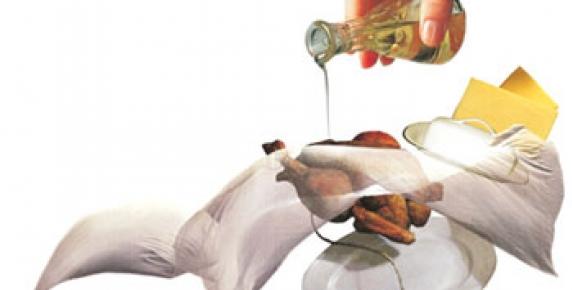 Zdrowo polej olej