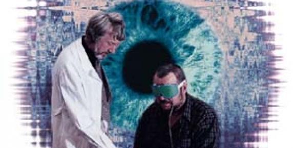 Włodzimierz Lewin ratuje wzrok