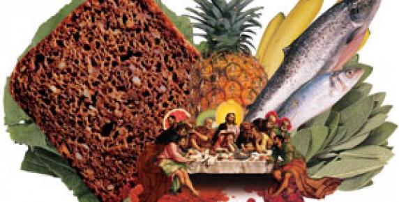 Co jadał Jezus