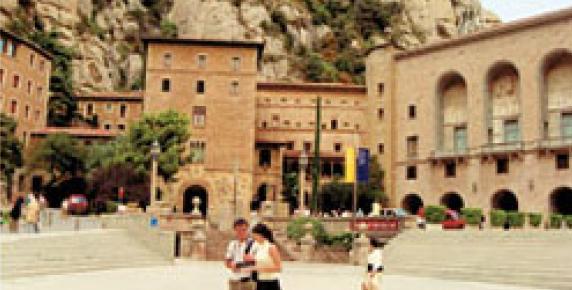 Montserrat - cud powszedni