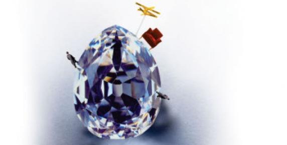 Przeklęty diament