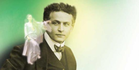 Houdini i spirytyści