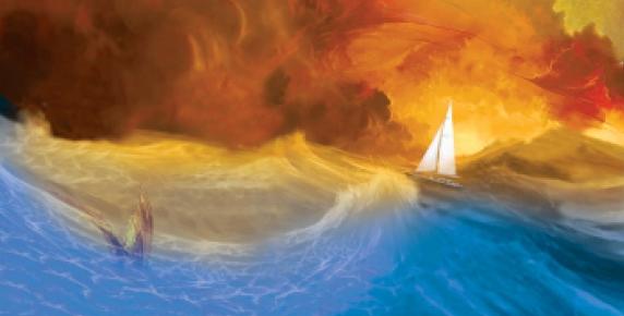Feng shui – siła wiatru i wody