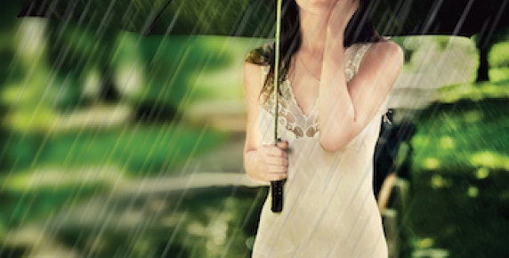 Deszcz - dobrą wróżbą?