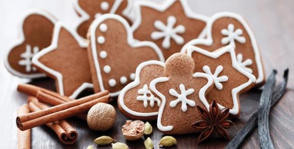 Piernik na Boże Narodzenie