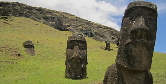 Wyspa Wielkanocna - wyspa tajemnic