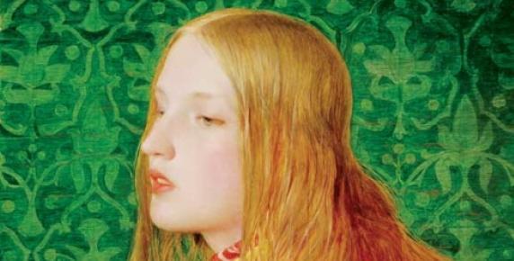 Maria Magdalena na obrazie z 1858-1860 r. pędzla Fredericka Sandysa