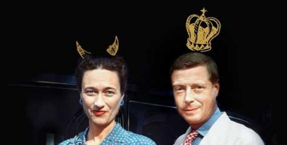 Wallis Simpson i Edward VIII