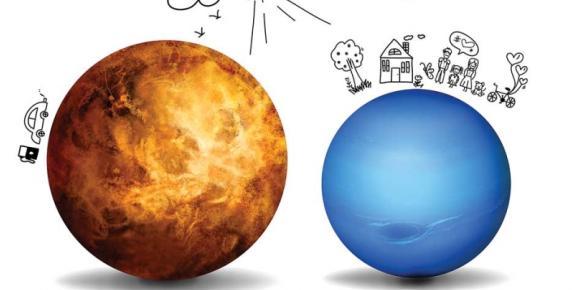 Wenus w starciu z Neptunem
