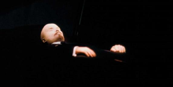 Tylko w latach 1924–1940 mauzoleum Lenina odwiedziło szesnaście milionów gości
