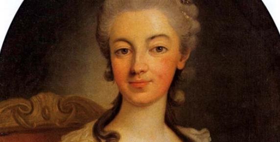 Maria Teresa Poniatowska, bratanica króla Stanisława Augusta