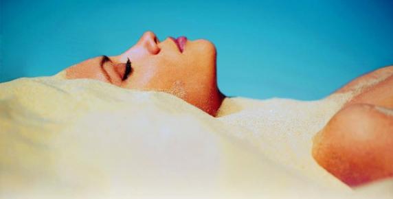 Piasek: leczy ciało, cieszy zmysły
