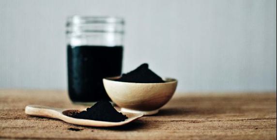 Węgiel - czarne złoto z apteki