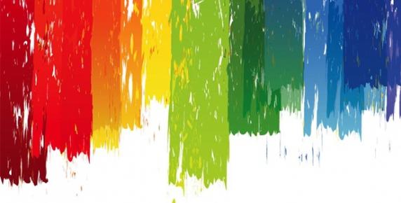 Tęczowy flirt: kolory miłości