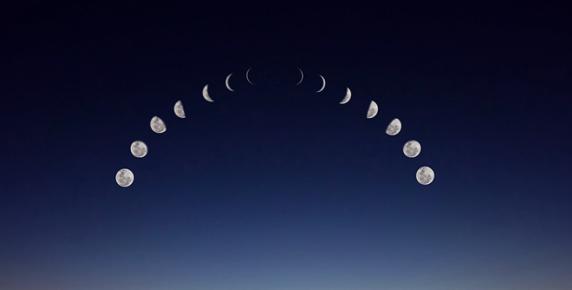 Księżyc: poddaj się jego mocy!