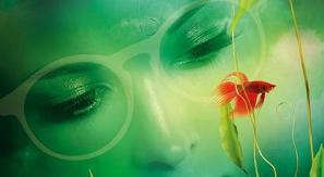 Zielony kolor pomaga na migrenę!
